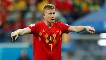Де Брюйне и Витцель готовы сыграть за Бельгию против Дании