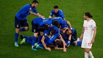 Италия повторила рекорд чемпионатов Европы