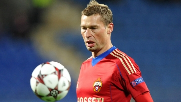 ЦСКА не ищет замену Березуцкому