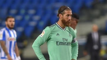Рамос назвал причину ухода из «Реала»