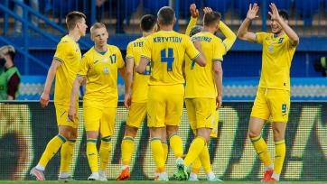 Украина одержала первую победу на Евро-2020