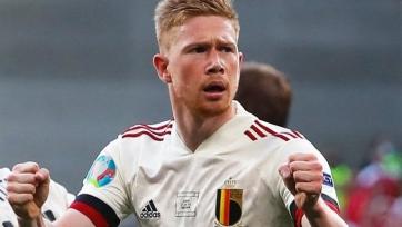 Стало известно, почему де Брюйне не праздновал гол в ворота Дании