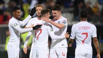 Англия выставила против Шотландии рекордно молодой состав