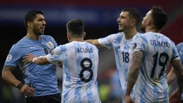 Аргентина обыграла Уругвай, Боливия уступила Чили