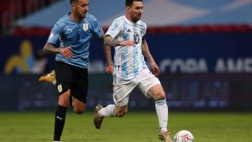 Аргентина – Уругвай – 1:0. Обзор матча и видео голов