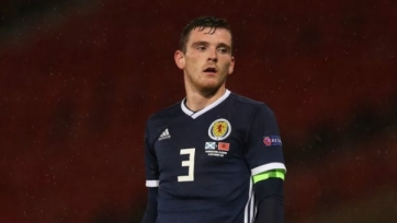 Робертсон: «Мы огорчили Англию»