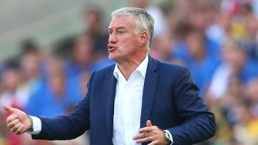 Дешам: «Выход в плей-офф - первая цель сборной Франции»