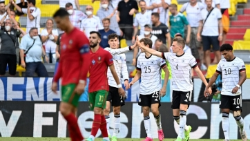 Португалия уже 21 год не может обыграть Германию