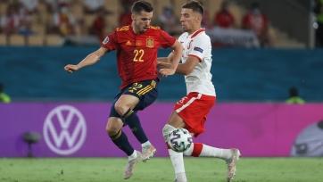 Испания и Польша поделили очки