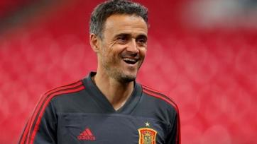 Энрике: «От Испании ожидал большего превосходства»