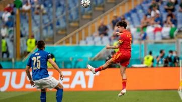 Италия – Уэльс – 1:0. Текстовая трансляция матча