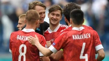 Россия - Дания. 21.06.2021. Анонс и прогноз на Евро-2020