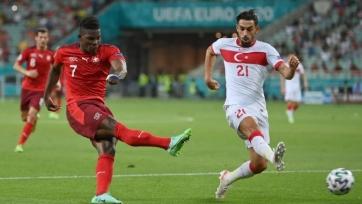 Швейцарцы обыграли Турцию, и повысили свои шансы на выход в плей-офф