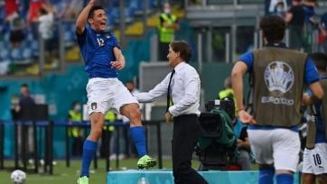 Сборная Италии повторила исторический рекорд по матчам без поражений