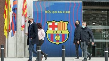 «Барселона» намерена взять кредит на 525 млн евро