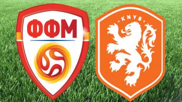 Северная Македония – Нидерланды. 21.06.2021. Где смотреть онлайн трансляцию матча