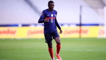 Дембеле покинул расположение сборной Франции