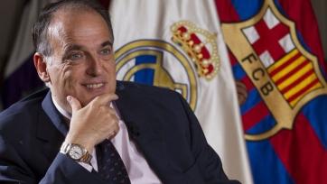 Президент Ла Лиги: «Барселона» уже превысила потолок зарплат»