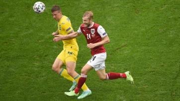 Украина проиграла Австрии под занавес групповой стадии Евро-2020