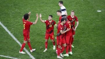 Бельгия обыграла Финляндию, и выиграла группу В