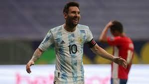Аргентина обыграла Парагвай, Уругвай и Чили поделили очки