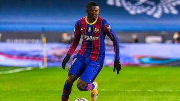 ФИФА выплатит компенсацию «Барселоне» за травму Дембеле
