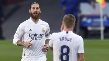 Кроос: «Невозможно представить, что Рамос завершит карьеру не в «Реале»