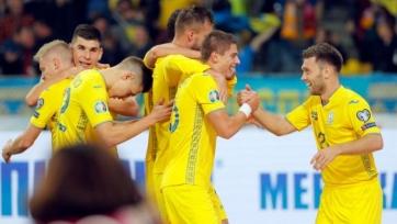 Официально. Сборная Украины вышла в 1/8 финала Евро-2020