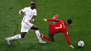 Португалия – Франция – 2:2. Текстовая трансляция матча