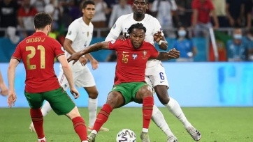 Роналду vs Бензема – 2:2. Португалия и Франция разошлись миром