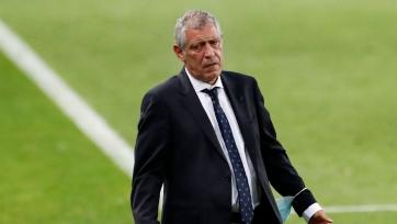 Сантуш: «Португалия в невыгодном положении перед матчем против Бельгии»