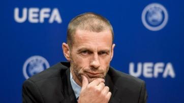 Чеферин: «Правило выездного гола сдерживает домашние команды от атакующего футбола»
