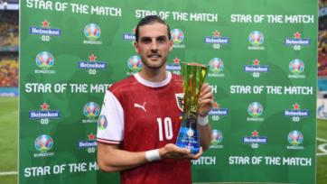 Хавбек сборной Австрии Гриллич: «Понимаем, что Италия – фаворит»