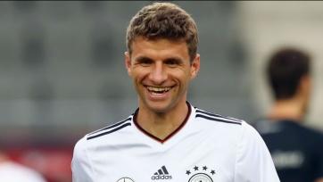 Хаверц: «Мюллер – третий помощник тренера Бундестим»
