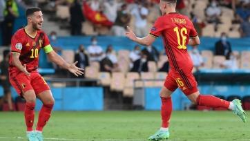 Чемпион пал. Бельгия переиграла Португалию в 1/8 финала Евро-2020