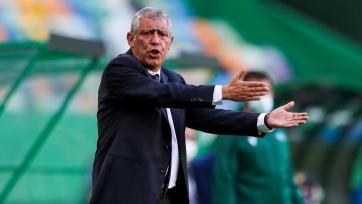 Сантуш о вылете из Евро-2020: «Некоторые игроки плачут»