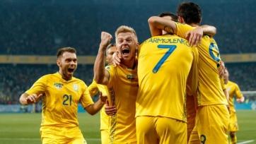 Украина вышла в четвертьфинал Евро-2020