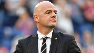 Президент ФИФА: «Мы всегда будем защищать турниры футбольной пирамиды»