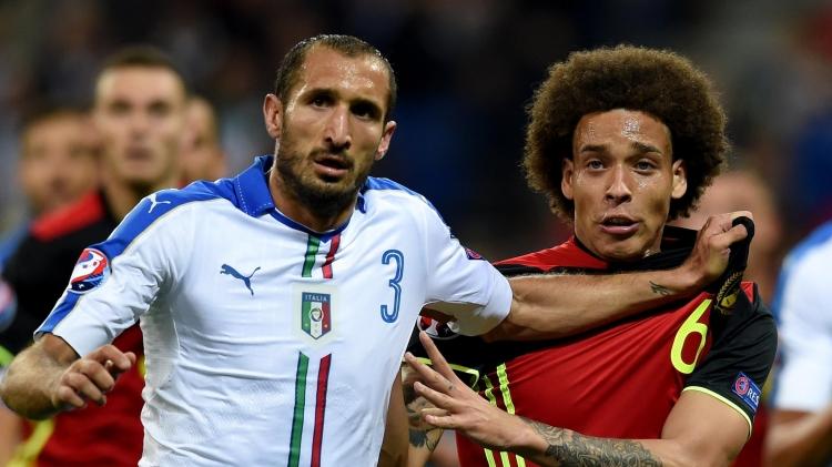 Бельгия – Италия – 1:2. Обзор матча и видео голов