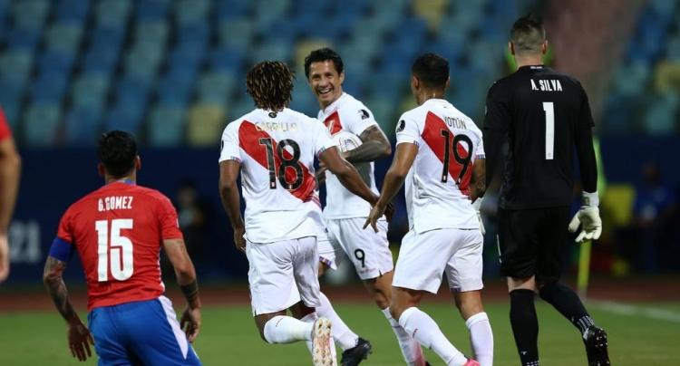 Перу – Парагвай – 3:3 (4:3 пен.). Обзор матча и видео голов
