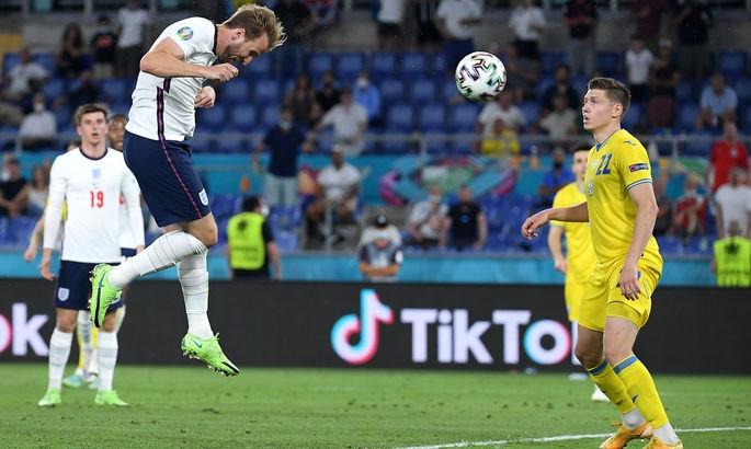 Украина – Англия – 0:4. Обзор матча и видео голов