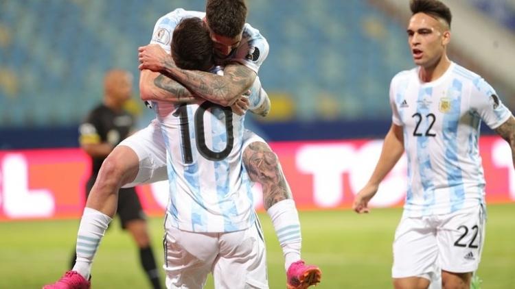 Аргентина – Эквадор – 3:0. Обзор матча и видео голов