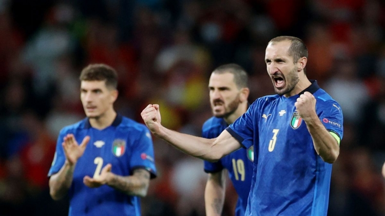 Италия – Испания – 1:1 (4:2 пен.). Обзор матча и видео голов