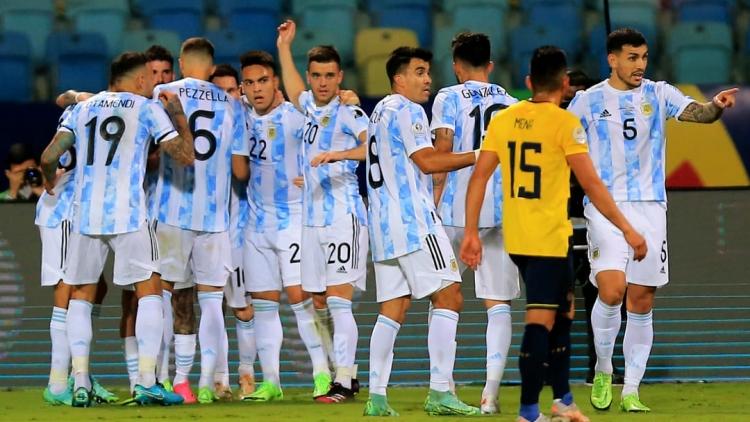 Аргентина – Колумбия – 1:1 (3:2 пен.). Обзор матча и видео голов