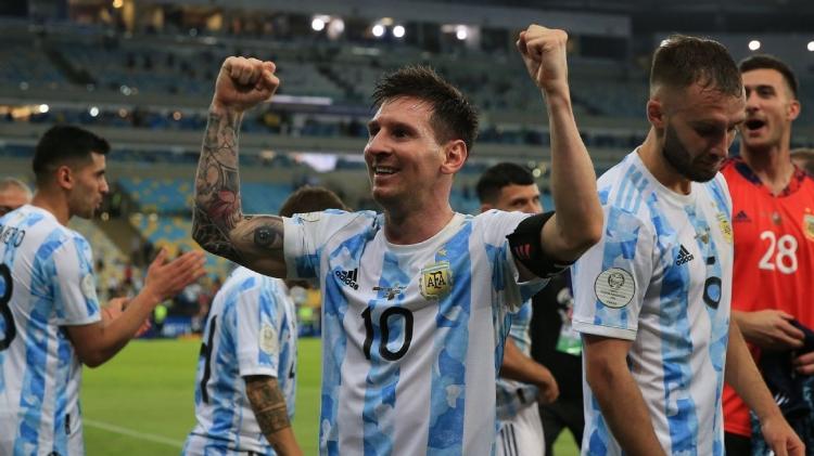 Аргентина – Бразилия – 1:0. Обзор матча и видео гола