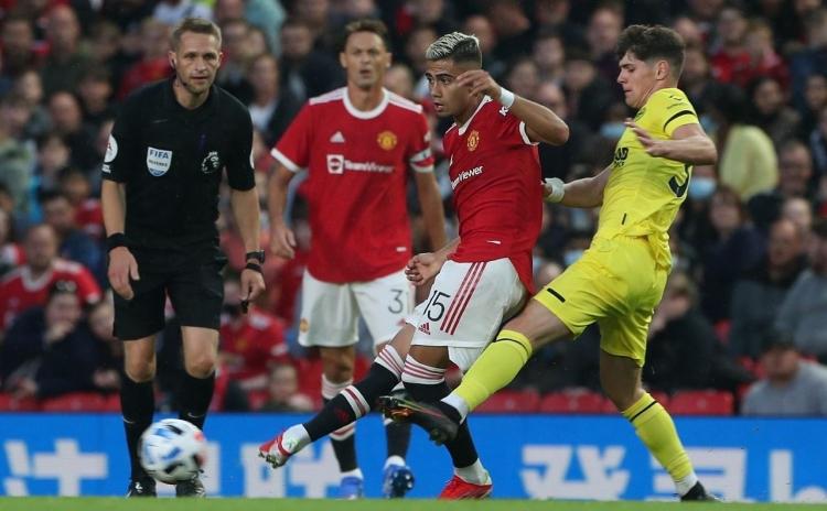 «Манчестер Юнайтед» - «Брентфорд» - 2:2. Обзор матча и видео голов