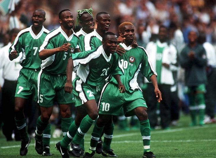 От краха к триумфу: как сборная Нигерии взяла золото Олимпийских игр в Атланте