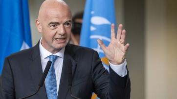 Президент ФИФА поделился планами в отношении претендентом на мировое чемпионство