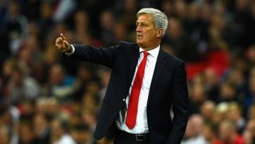 Тренер Швейцарии: «Хочу, чтобы против испанцев каждый сыграл лучше, чем обычно»