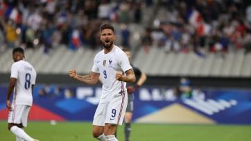 Жиру недоволен возвращением Бензема в сборную Франции